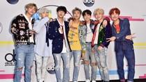 So Cute! BTS Jadi Rainbow di Foto Muster Keempat