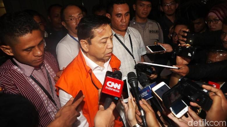 Setya Novanto Ditahan, PPP: Ini Periode Terburuk Kepemimpinan DPR