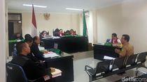 Sidang Tipu Gelap Pasar Pelita, Jaksa Cecar Pejabat Pemkot Sukabumi