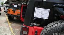 Lagi, KPK akan Lelang Mobil Koruptor