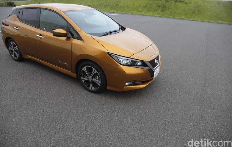 Membandingkan Nissan Leaf Anyar dengan Pendahulunya