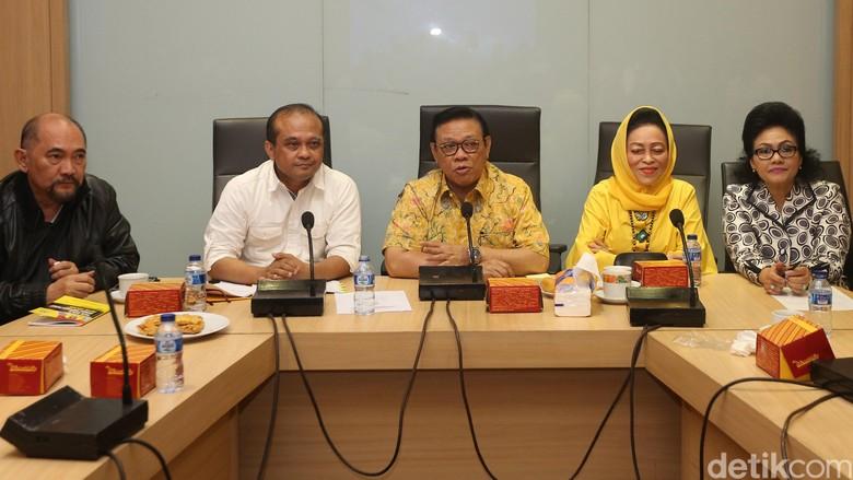 Novanto Ditahan, Dewan Pakar Golkar Dukung Digelar Munaslub