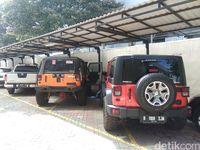Mobil Mewah yang Laku Dilelang KPK, Ada Lexus hingga Jeep Wrangler