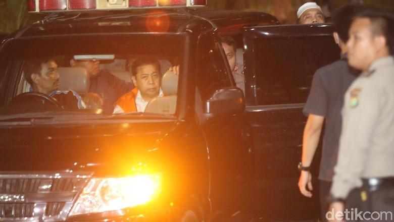 Siap Hadapi Praperadilan Novanto, KPK: Prosedur Hukum Sudah Diterapkan