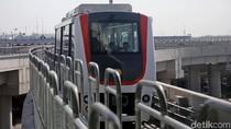 Skytrain Bandara Soekarno-Hatta Sempat Alami Gangguan