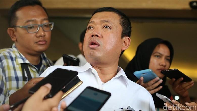 Pengurus DPD II Dikumpulkan untuk - Jakarta Partai Golkar tingkat II mengadakan rapat konsolidasi jelang musyawarah nasional luar biasa Kepala Bidang Pemenangan Pemilihan Umum