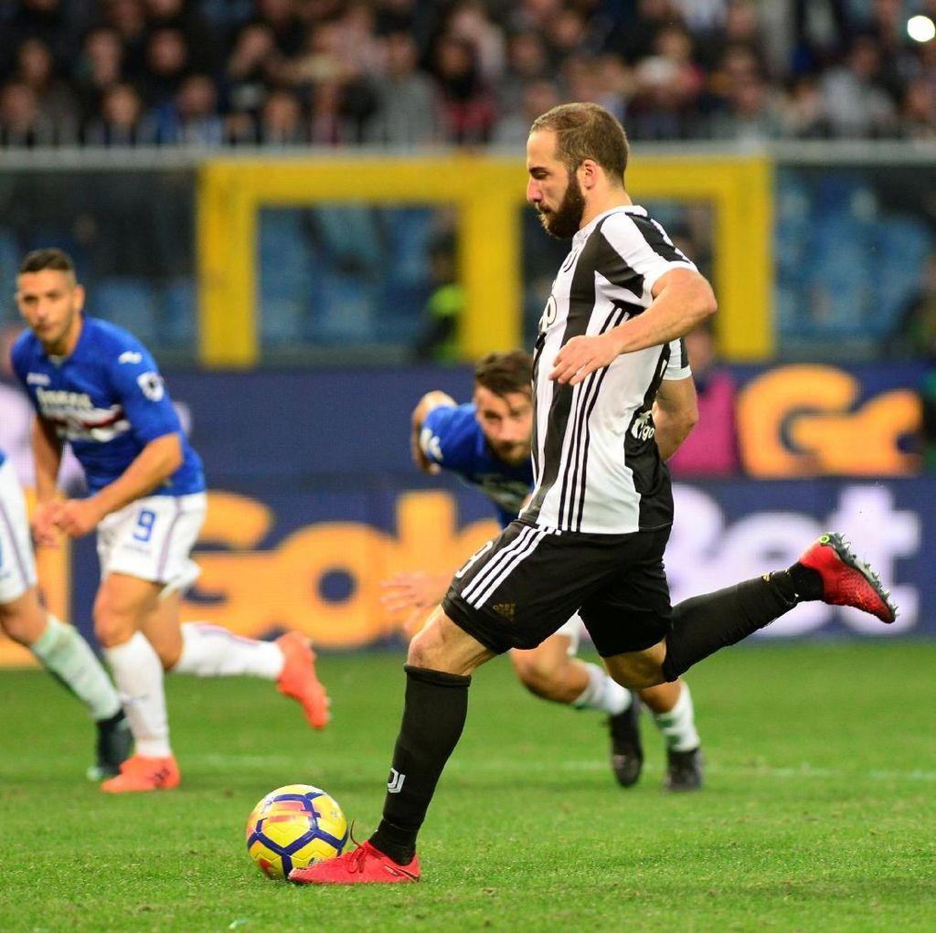 Juventus Tembus 5.000 Gol di Liga Italia