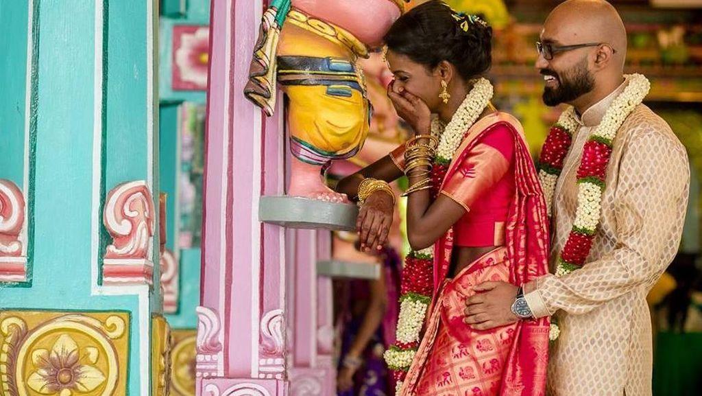 Pasangan Ini Dihujat karena Gelar Resepsi Pernikahan Sederhana, Loh Kok?
