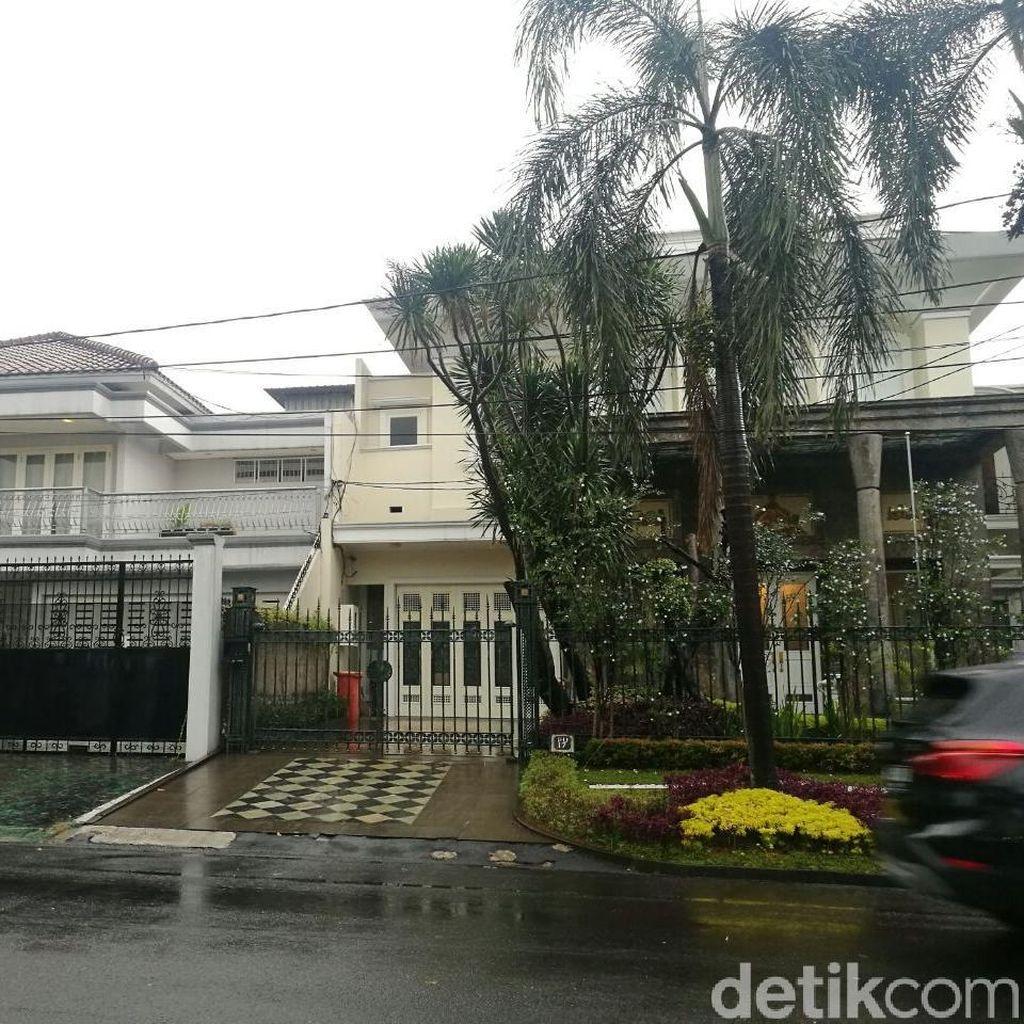 Mewah! Ini 4 Rumah Setya Novanto di Pondok Indah