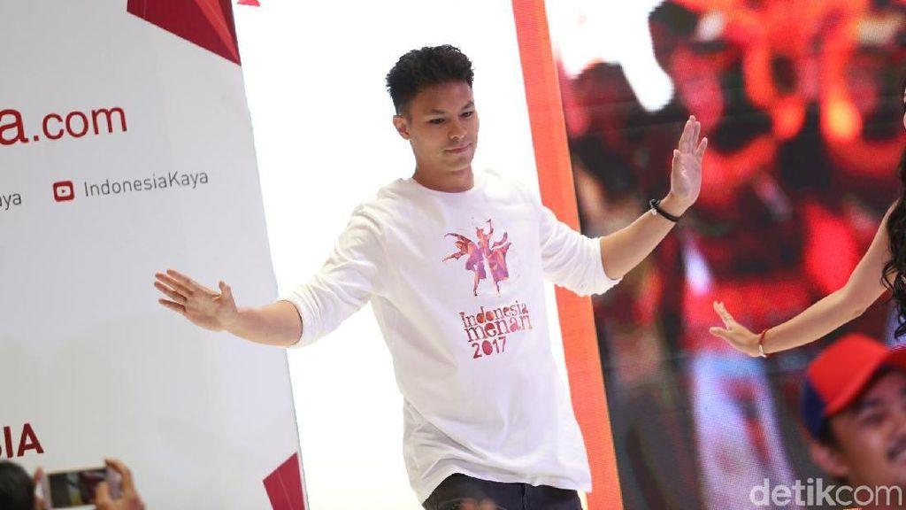 Kegiatan Menari Jadi Olahraga untuk Fero Walandouw