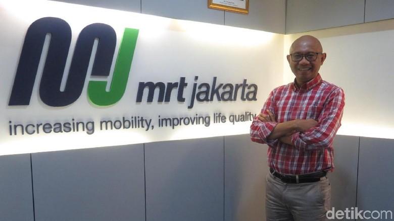 Beroperasi di Maret 2019, Ini Progres Terkini MRT Jakarta