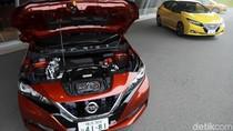 Tempat Ngecas Sedikit, Nissan Siap Bawa Mobil Listrik ke RI