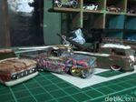 Hobi Modifikasi Mobil Mainan Jadi Ladang Rezeki Pemuda asal Blitar