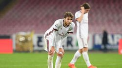 Milan vs Papan Atas Serie A: 6 Main, 6 Kalah