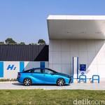 3 Tahun Lagi Toyota Mulai Jual Mobil Listrik di China