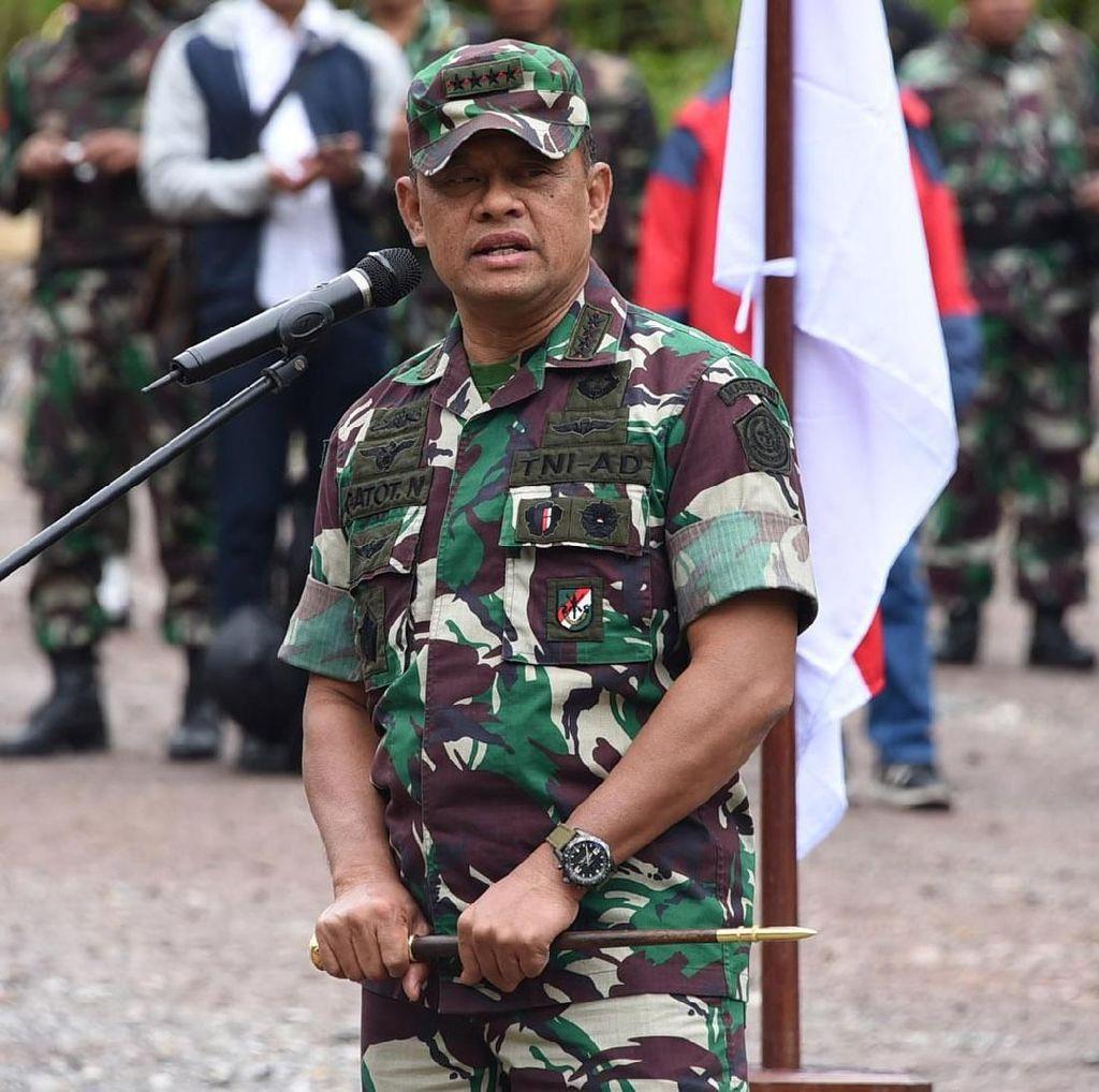 Gatot Nurmantyo yang Senafas dengan Prabowo