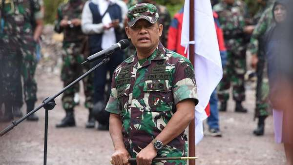 Gatot Nurmantyo yang Senapas dengan Prabowo