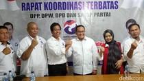Pilgub Sumsel 2018, Dodi Reza Alex Noerdin Minta Dukungan Perindo