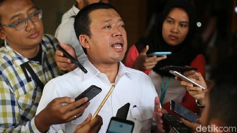 Nusron Jokowi Tak Mau Golkar - Jakarta Kepala Bidang Pemenangan Pemilihan Umum Daerah I Partai Golkar Nusron Wahid mengatakan Presiden Joko Widodo memberi perhatian