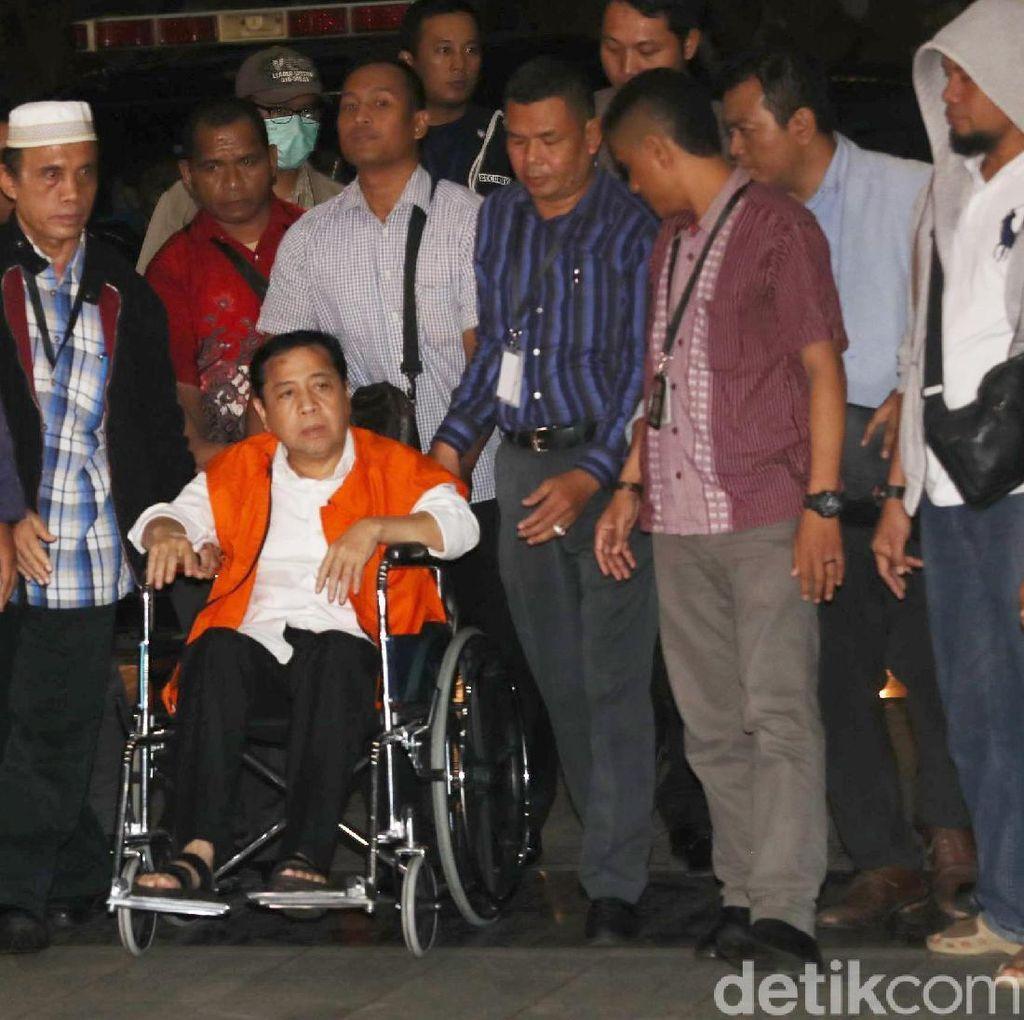 Mengapa Sampai Perlu 3 Hari untuk Periksa Kesehatan Novanto?