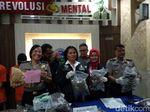 Sindikat Tembakau Gorila Ditangkap Polisi, 13 Kg Paket Disita