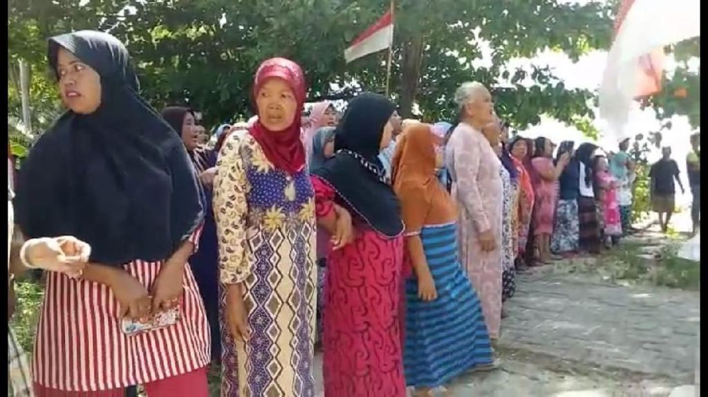 The Power of Emak-emak Melawan Sengketa Privatisasi Pulau Pari