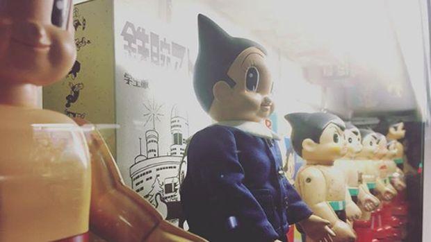 Museum Mainan Batcat/