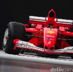 Rp 101 Miliar untuk Ferrari Schumacher