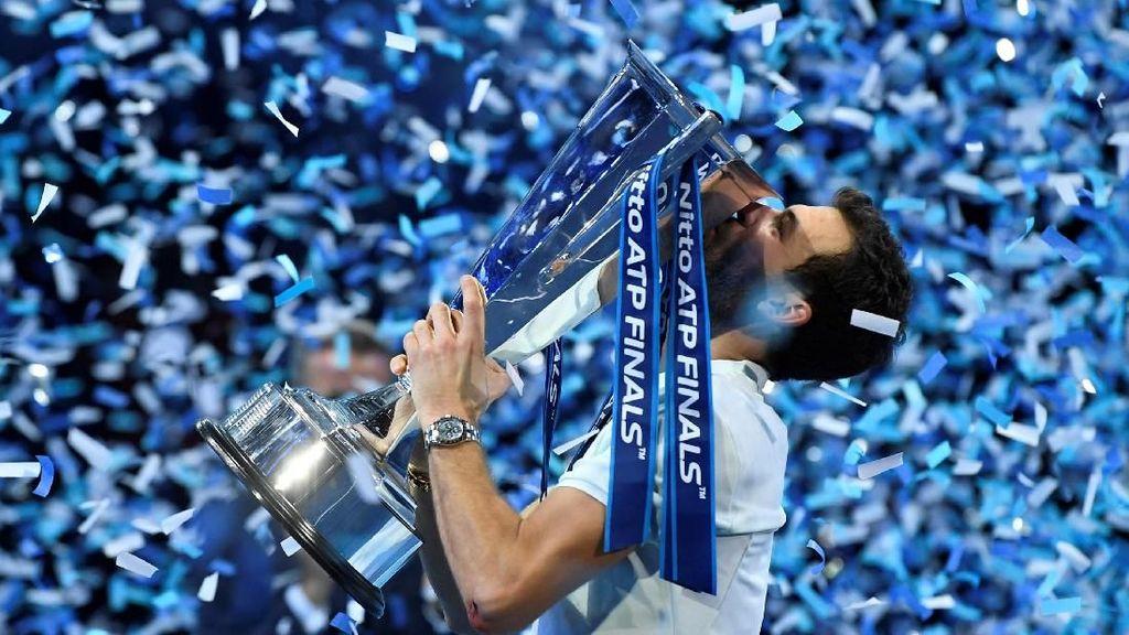 Grigor Dimitrov Juara ATP Finals