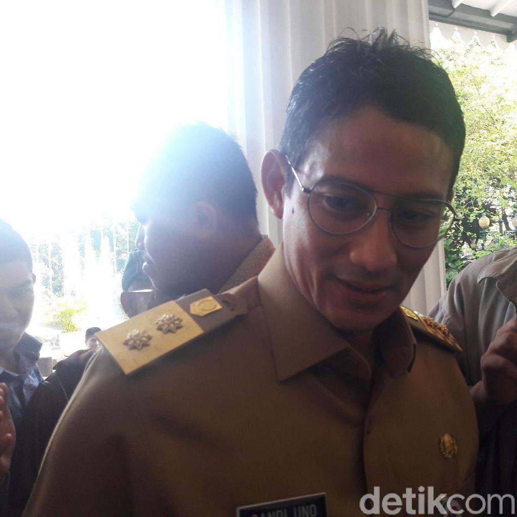 Kusir Delman Tagih Janji ke Sandi untuk Beroperasi di Monas