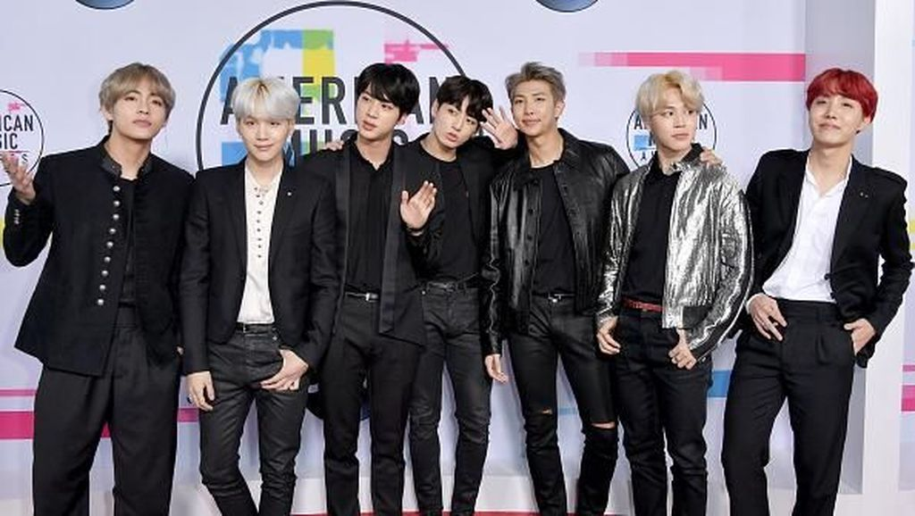 BTS Raih 11 Juta Followers di Twitter!