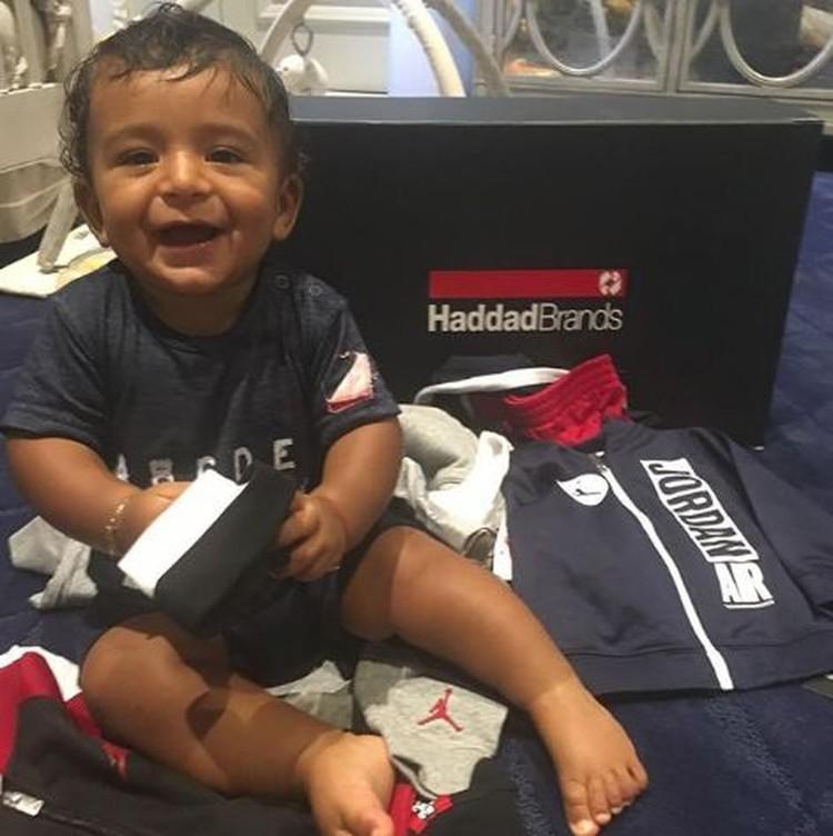 Perkenalkan, Asahd Tuck Khaled, anak dari DJ Khaled yang sekarang lagi hits banget lagu-lagunya. (Foto: Instagram/asahdkhaled)