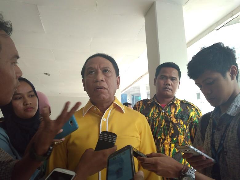 Amali: Mayoritas DPD I Anggap Airlangga Bisa Jadi Nakhoda Golkar