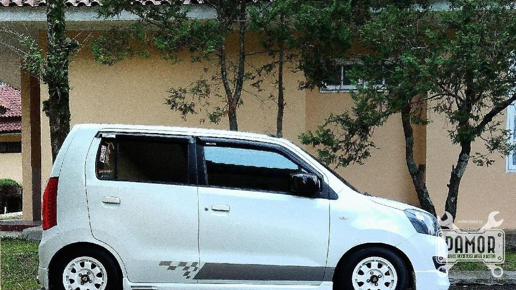 Modifikasi Suzuki Karimun Small Car Big Fun