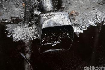 Begini Kondisi Sumur Minyak Ilegal yang Cemari Lingkungan