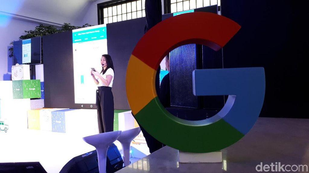 Google Kenalkan Fitur Perencanaan Liburan