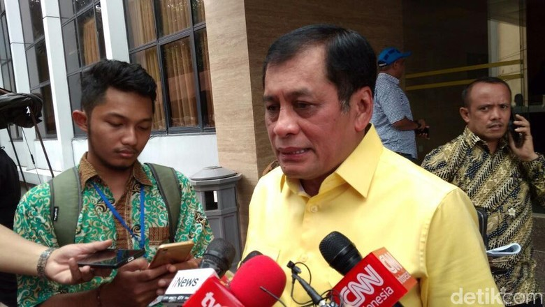 Nurdin: Pleno Tak Terpengaruh Surat Novanto yang Tidak Ingin Dicopot