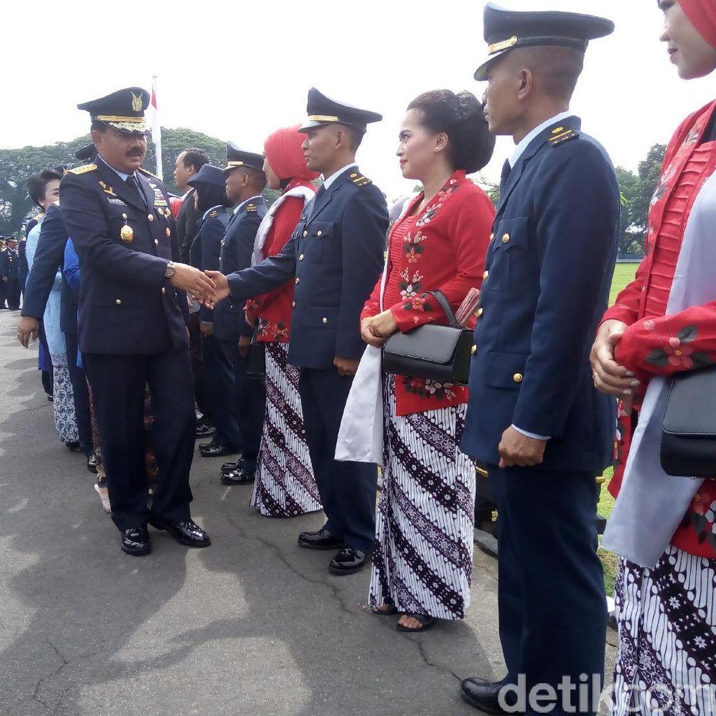 11 Pesawat Sukhoi Baru akan Gantikan F-5 di Lanud Iswahyudi