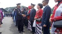 KSAU Lantik 187 Perwira yang Siap Ditugaskan di Daerah Terluar RI