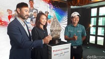 Turnamen Golf Indonesian Masters Digelar Desember