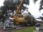 Helikopter S-58T Twin Pac akan Dipamerkan di Museum Dirgantara Yogya