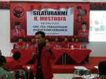 Tunggu Rekomendasi, Musthofa Rajin Temui Kader PDIP Jateng