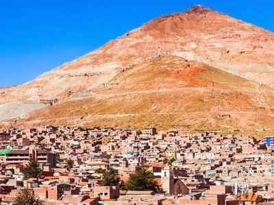 Foto: Gunung Pemakan Manusia
