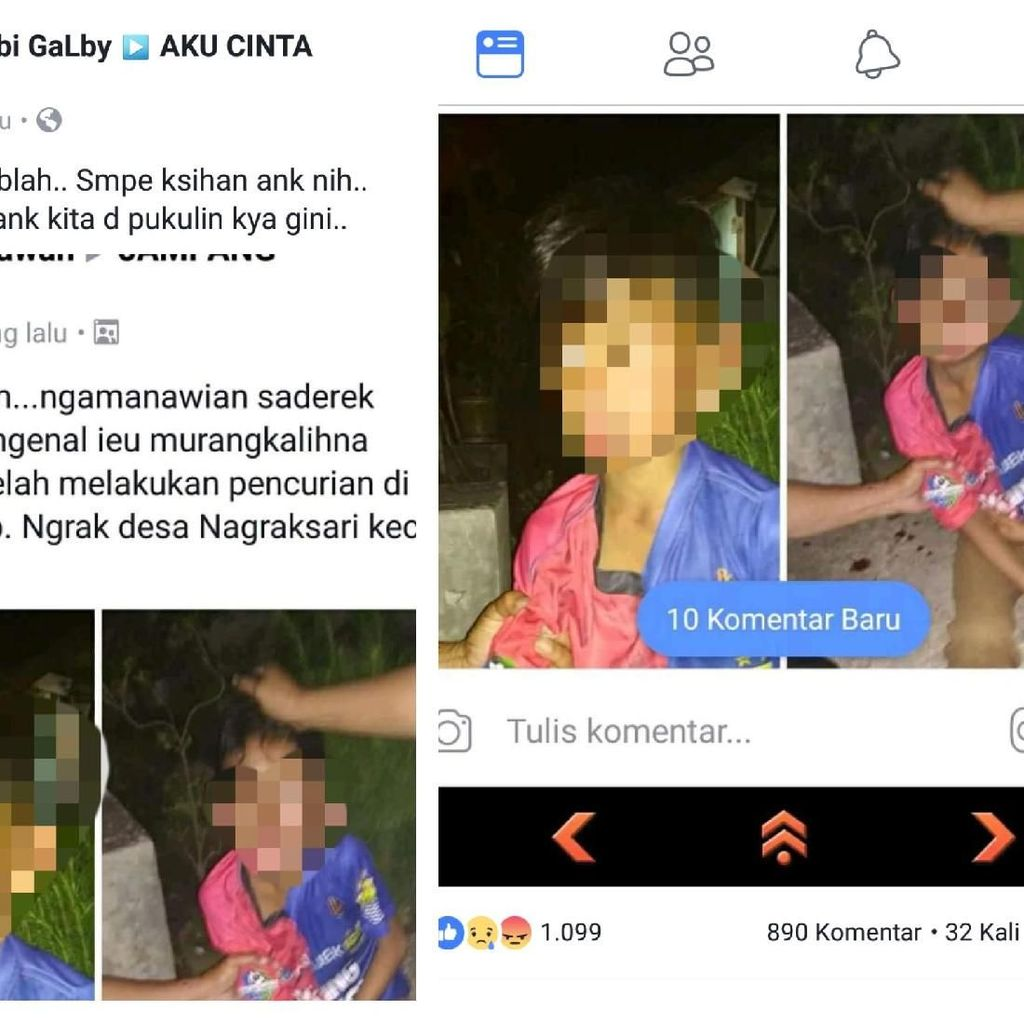Viral Bocah Sukabumi Berdarah, P2TP2A Desak Polisi Tindak Pelakunya
