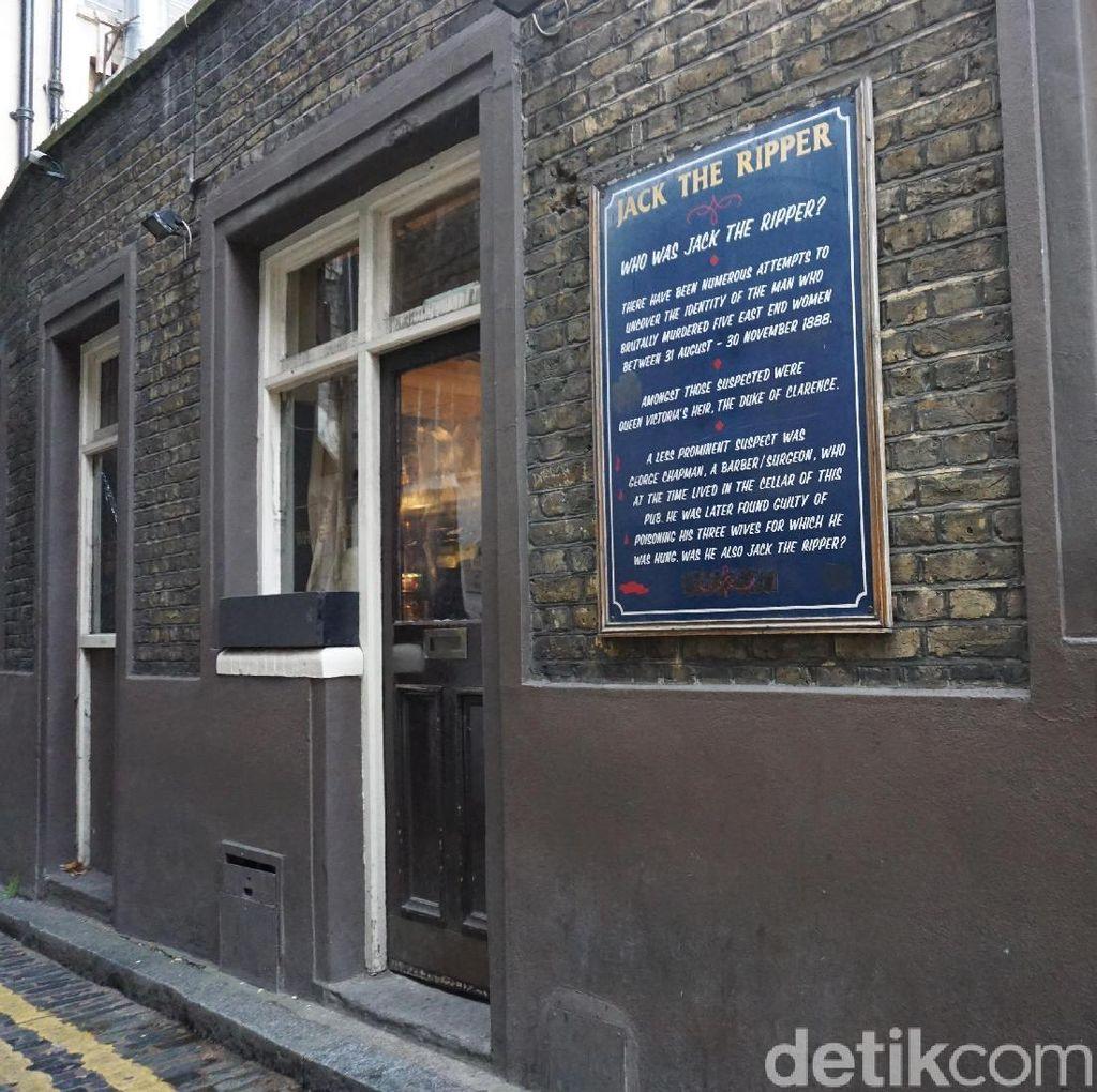 Misteri Sosok Pembunuh Sadis Jack The Ripper di London