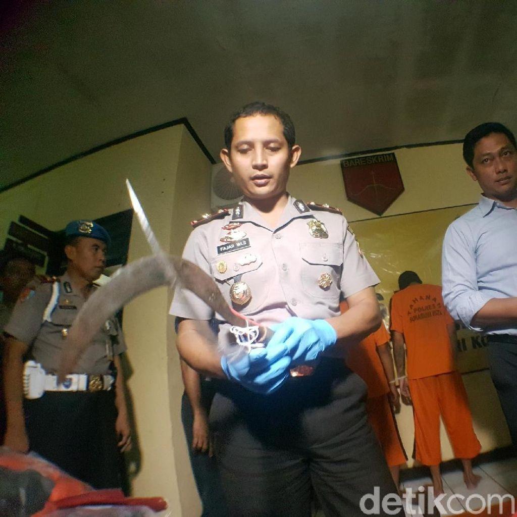 Marak Kekerasan Sajam di Sukabumi, Polisi Ancam Tembak di Tempat