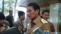 Sandiaga: PMD Dicabut, Sarana Jaya Bisa Munculkan Inovasi DP Rp 0