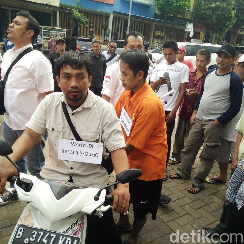 Polisi: Badrun Sempat Berhubungan Badan Sebelum Bunuh Imam