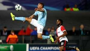 Menjamu Feyenoord, City Bisa Bikin Berapa Gol?
