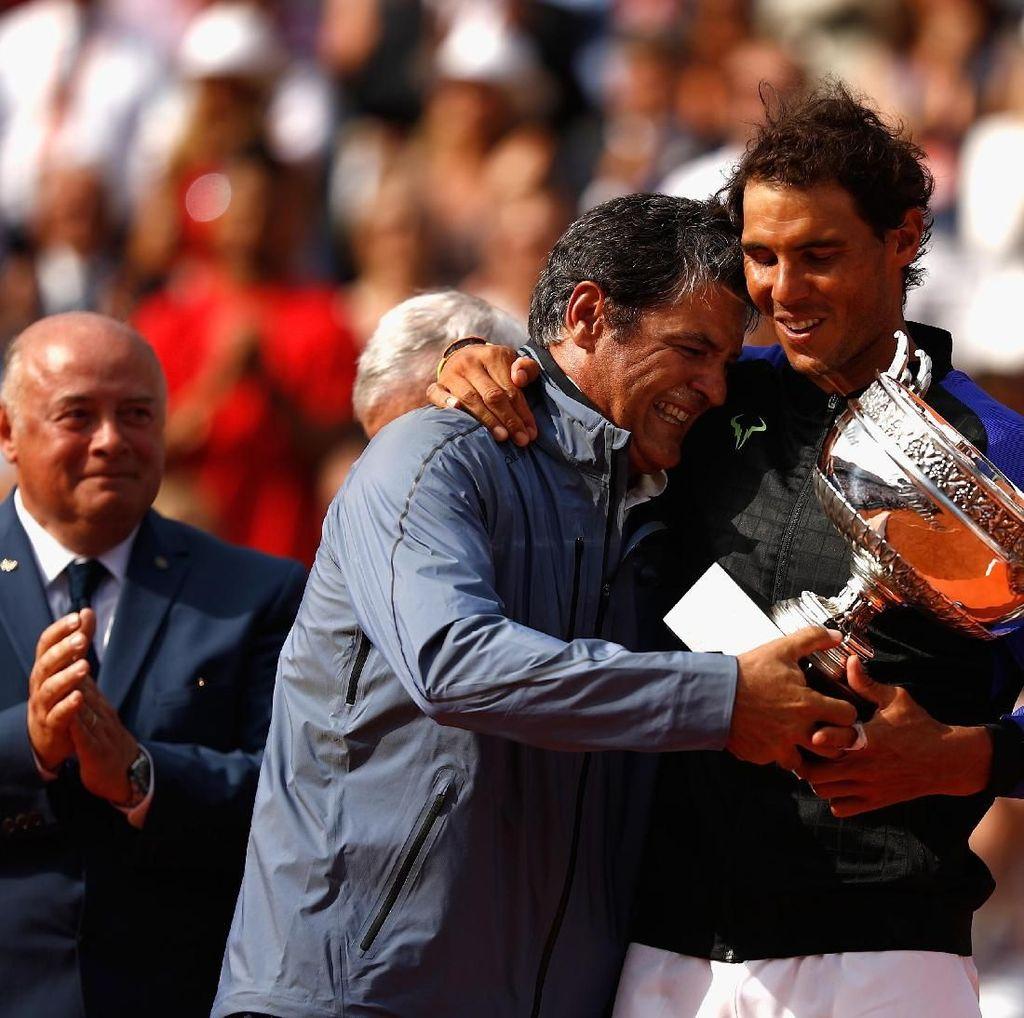 Surat Perpisahan Sang Paman untuk Rafael Nadal